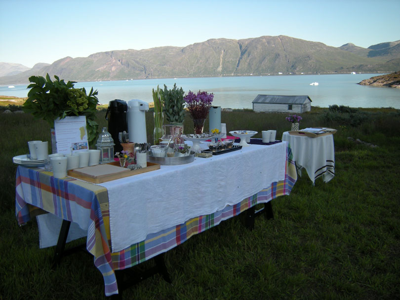 Ipiutaq guest farm, personal welcome in sumptuous surroundings